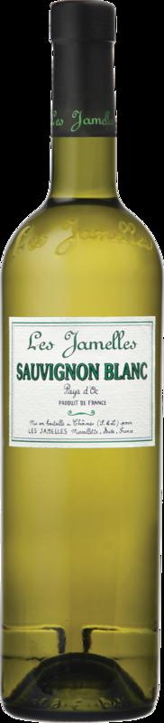 Les Jamelles Sauvignon blanc Pays d'Oc IGP 2020