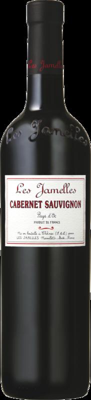 Les Jamelles Cabernet Sauvignon Pays d'Oc IGP 2019