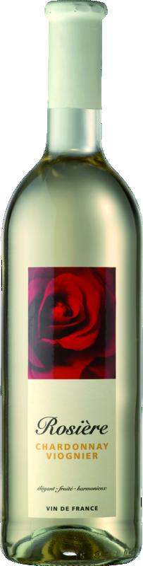 Rosière Chardonnay Viognier Vin blanc de France 2020