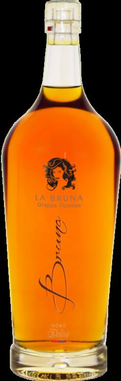 Vini & Distillati Angelo Delea SA Grappa Vecchia Le Morbide LA BRUNA