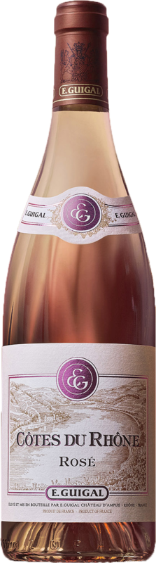 E. Guigal Côtes-du-Rhône AC rosé 2020