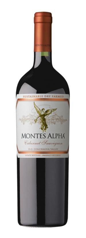 Montes Alpha Cabernet Sauvignon DO 2013
