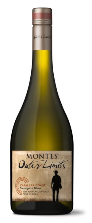 Montes Sauvignon Blanc Outer Limits Zapallar Coast 2016