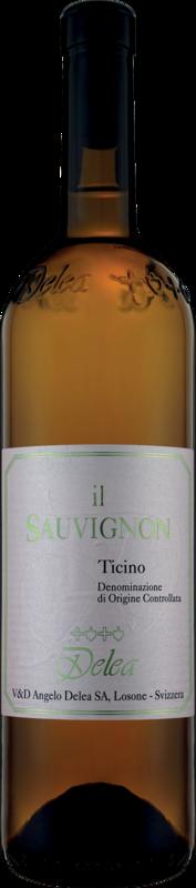 Vini & Distillati Angelo Delea SA Il Sauvignon Ticino DOC 2019