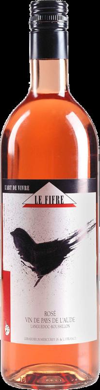 LE FIFRE Rosé Vin de Pays de l'Aude