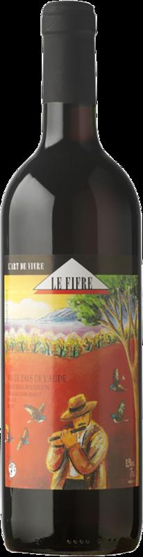 LE FIFRE Vin rouge de l'Aude IGP / 3er Schrumpfpackung