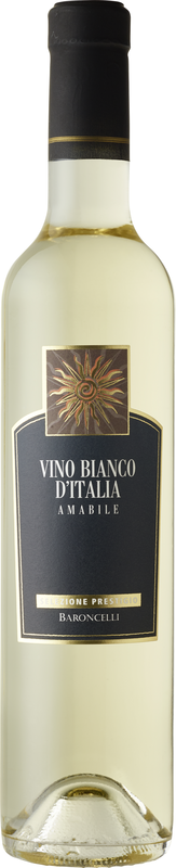 Baroncelli selezione prestigio Vino Bianco d'Italia 2019