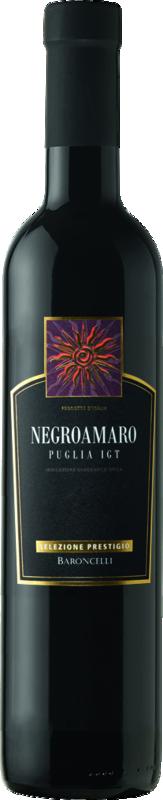 Baroncelli selezione prestigio Negroamaro Puglia IGT 2020