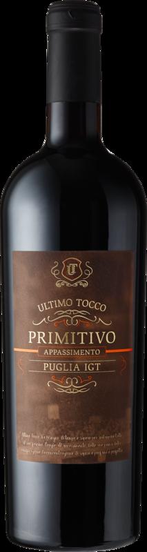 Ultimo Tocco Primitivo Puglia IGT Appassimento 2017