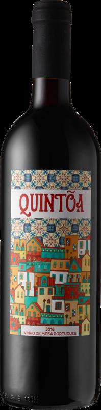 QUINTÕA Vinho de mesa portugues 2018