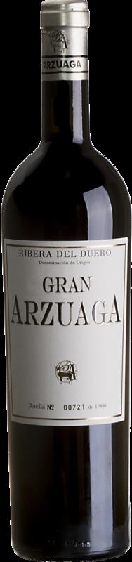 Bodegas Arzuaga Navarro Ribera del Duero D.O. Gran Arzuaga 2014