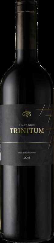 GVS Weinkellerei Pinot noir Schaffhausen AOC TRINITUM 2019