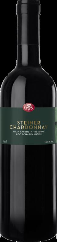 GVS Weinkellerei Steiner Chardonnay Réserve AOC Schaffhausen 2019
