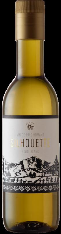 SILHOUETTE Assemblage blanc Vin de Pays Romand