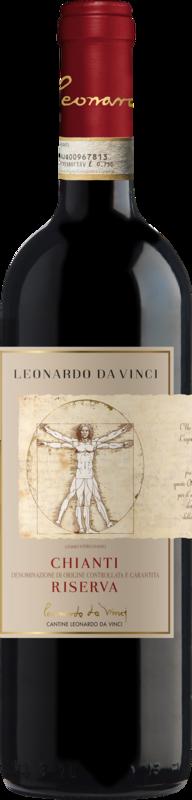 Leonardo da Vinci Chianti DOCG Riserva Vitruviano 2017