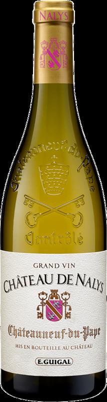 E. Guigal Châteauneuf du Pape Blanc Château de Nalys 2017