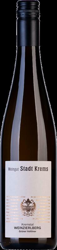 Weingut Stadt Krems Grüner Veltliner Kremstal DAC Ried Weinzierlberg 2018
