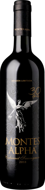 Montes Alpha 30 anos Limited Edition 2018