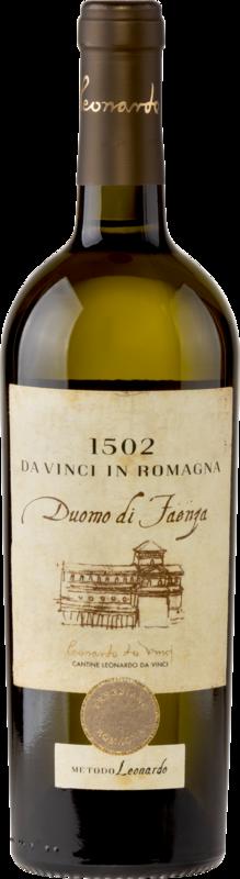 Leonardo da Vinci Trebbiano Romagna DOC Duomo di Faenza 2019