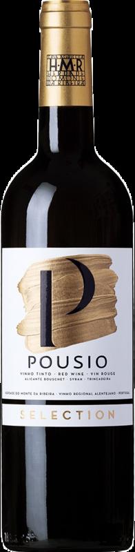 Pousio Vinho Tinto Selection Alentejano IG 2018