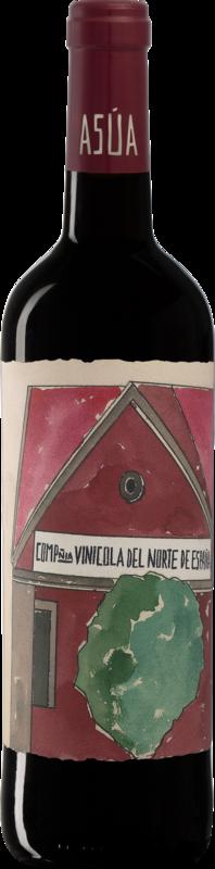 Asua Rioja DOC Crianza 2018