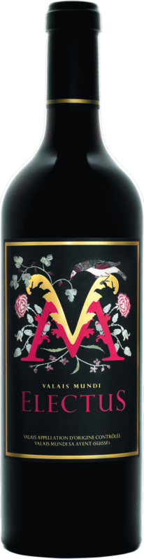Valais Mundi SA Electus Assemblage rouge VS AOC 2015