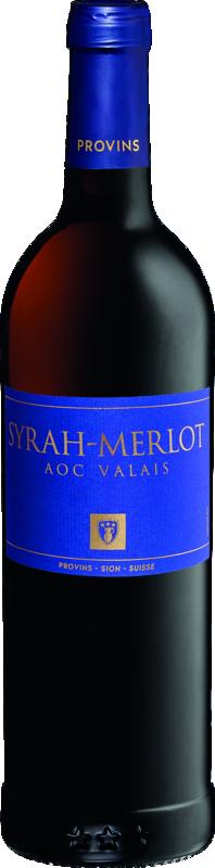 Spécialité du Valais Syrah-Merlot du Valais AOC 2018