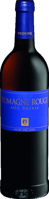 Spécialité du Valais Humagne Rouge du Valais AOC 2019