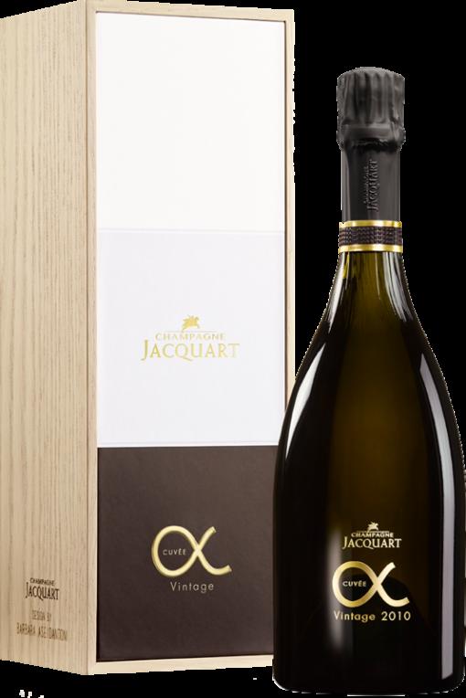 Champagne Jacquart Champagne Jacquart Cuvée Alpha 2010